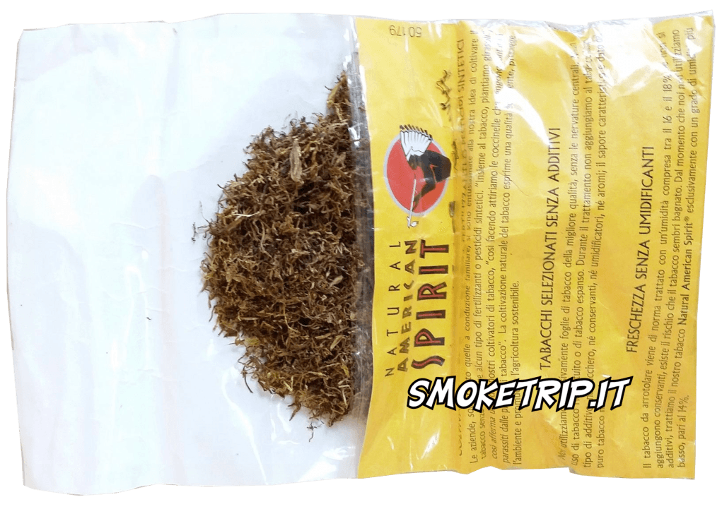 Tabacco Natural American Spirit