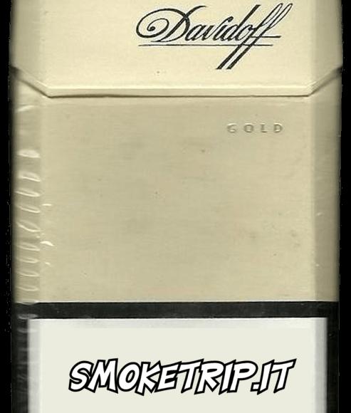 Sigarette Davidoff Gold: La Recensione.