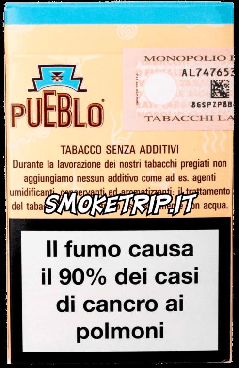 Sigarette Pueblo Retro