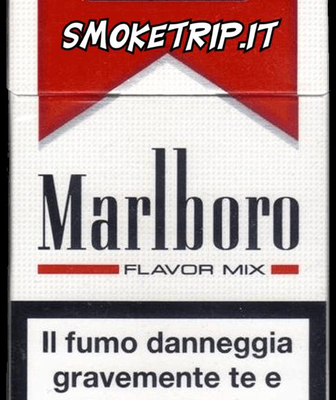 Sigarette Marlboro Flavor Mix: La Recensione.