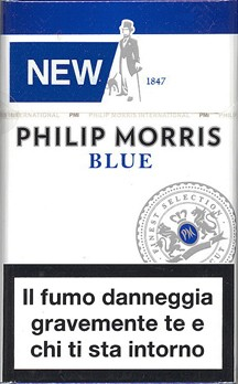 Philip Morris Blu Selection