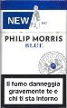Sigarette Philip Morris Blu