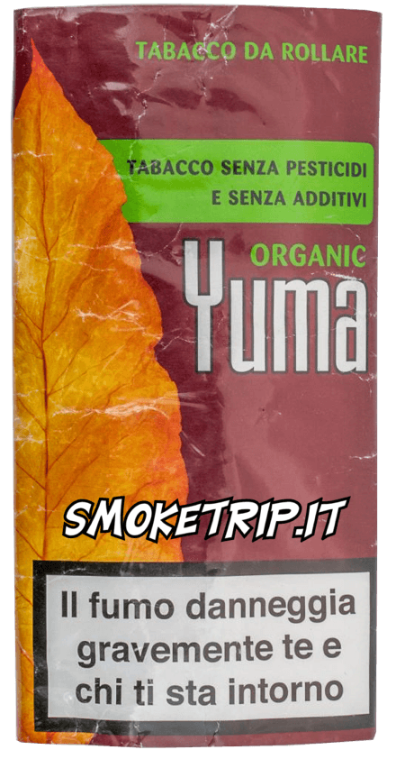 tabacco yuma organic