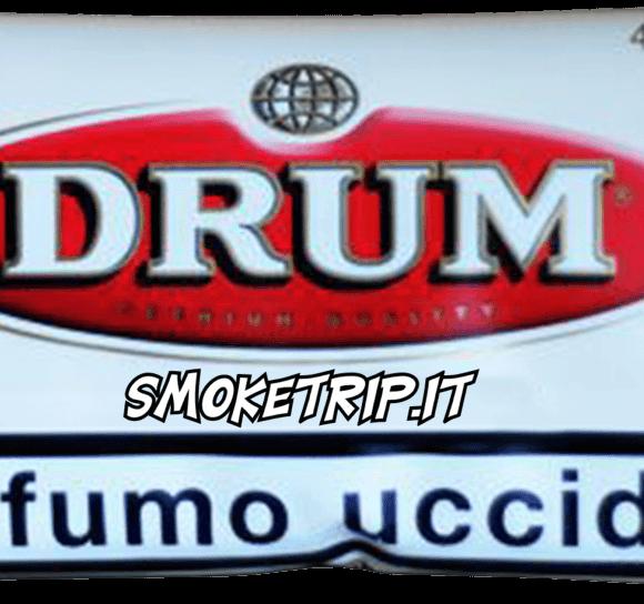 Tabacco Drum Bianco: La Recensione.