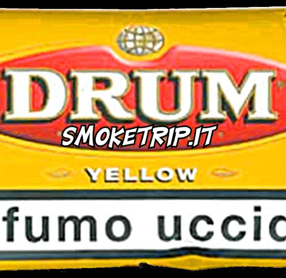 Tabacco Drum Giallo: La Recensione.