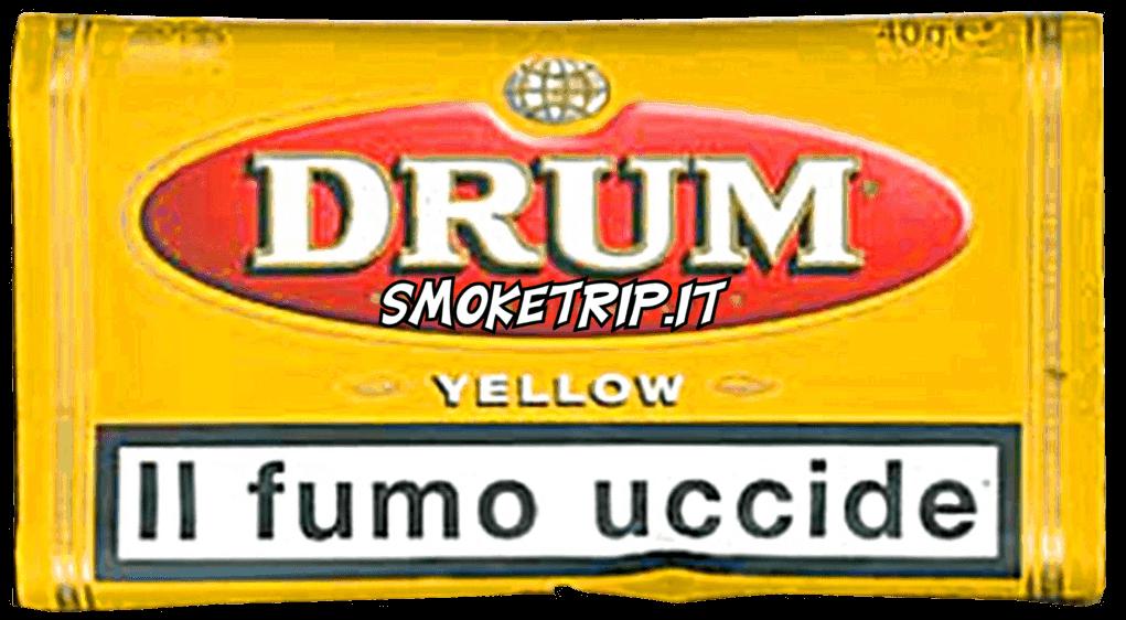 Tabacco Drum Giallo