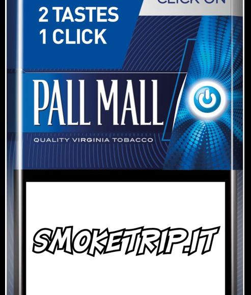 Sigarette Pall Mall Click On: La Recensione