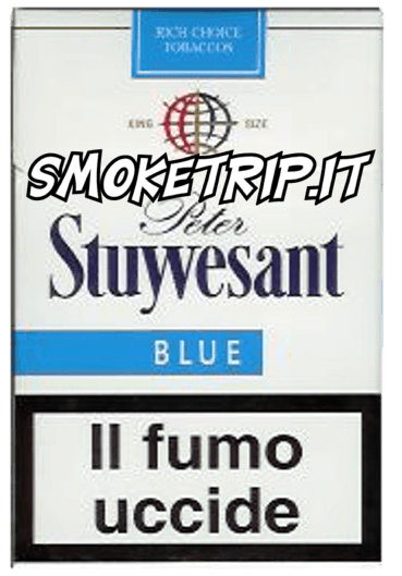 Peter Stuyvesant Blue