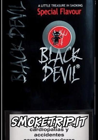 Tabacco Black Devil Special Flavour: La Recensione