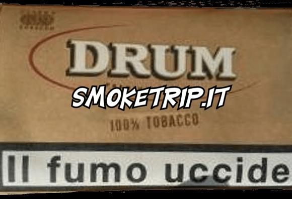Tabacco Drum 100% Natural: La Recensione.