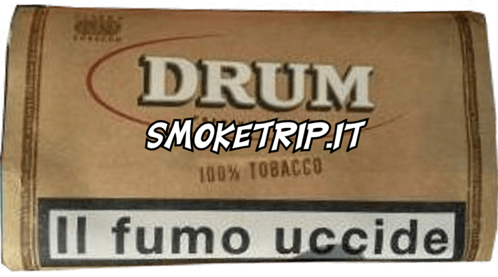 Tabacco Drum Natural 100%