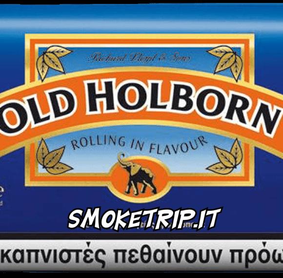 Tabacco Old Holborn Original (Blu): La Recensione.