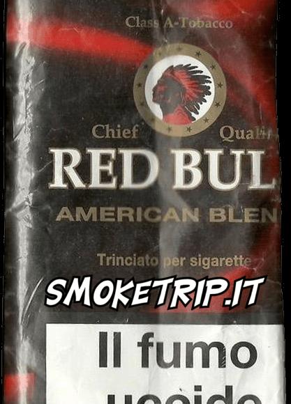 Tabacco Red Bull American Blend: La Recensione.