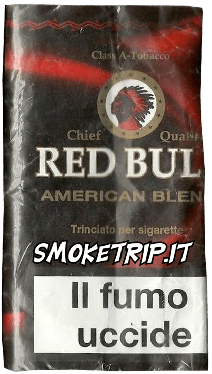 Tabacco Red Bull American Blend