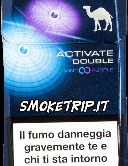 Sigarette Camel Activate Double: La Recensione