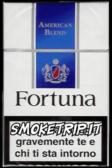 Sigarette Fortuna Blu