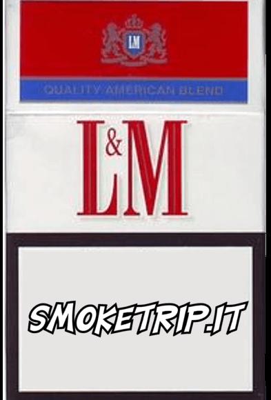 Sigarette L&M Rosse: La Recensione.