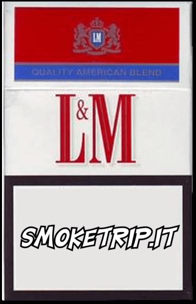 Sigarette L&M Rosse