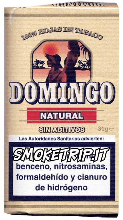 Tabacco Domingo Natural