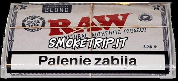 Tabacco Raw Blond