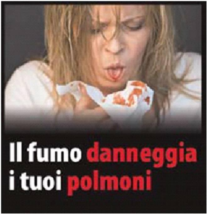 immagini shock sigarette