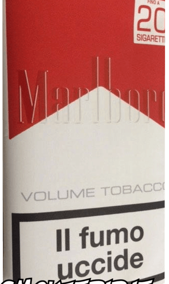 Tabacco Marlboro Volume : La Recensione