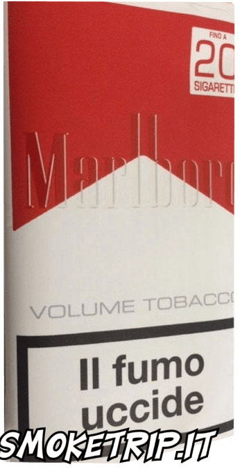 tabacco marlboro volume