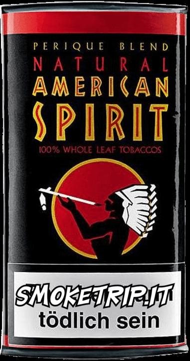 Tabacco American Spirit Perique
