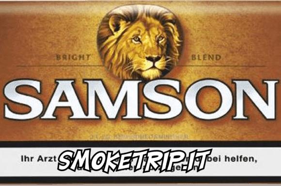 Tabacco Samson Bright Blend Arancione : La Recensione