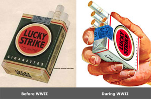 lucky-strike-before-and-after-wwii