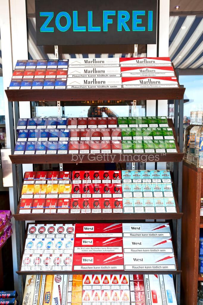 comprare sigarette all'estero