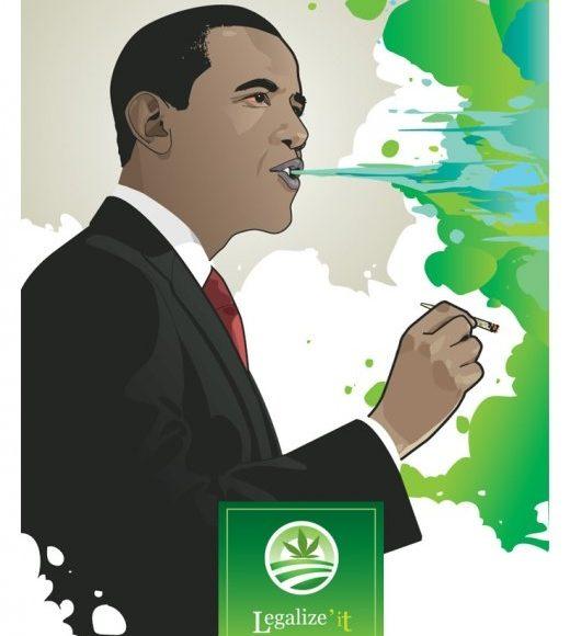 Cosa pensa Barack Obama a proposito della legalizzazione della Marijuana?