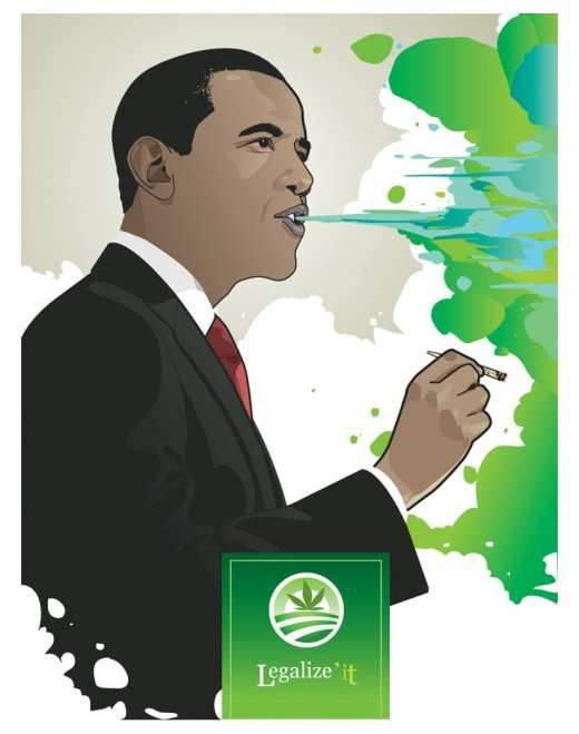 obama marijuana