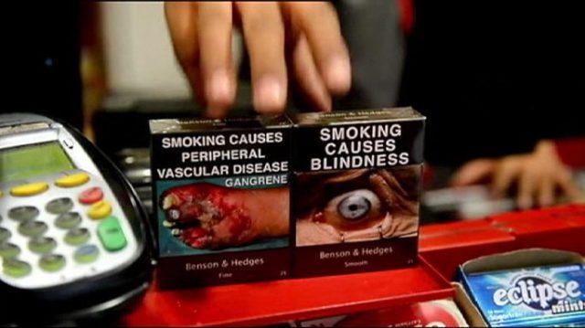 pacchetti di sigarette neutri in francia