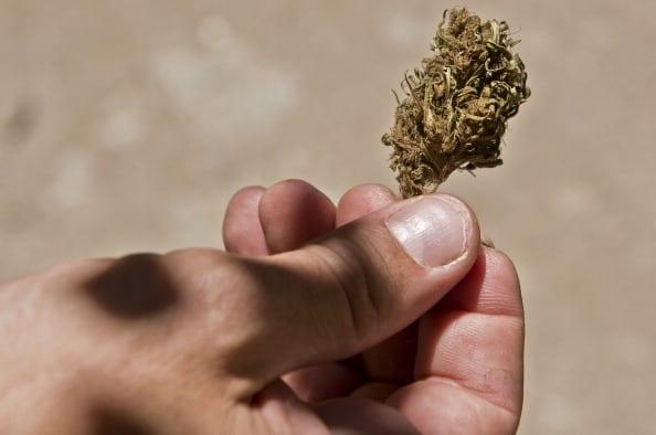 marijuana per uso personale