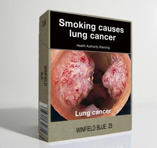pacchetto di sigarette in australia