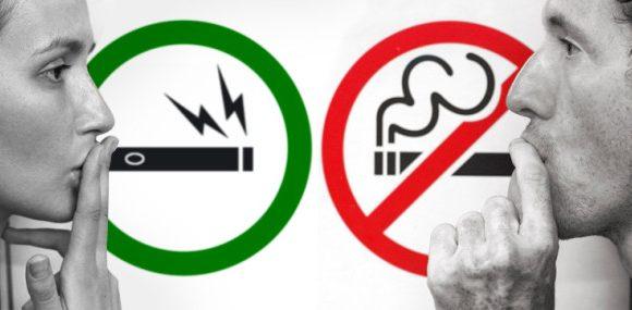 Si può fumare dappertutto la sigaretta elettronica?