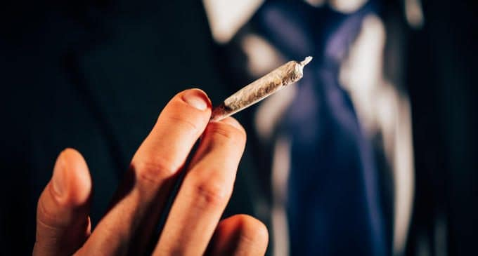 spinello di marijuana