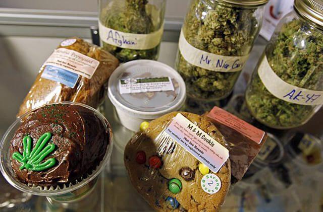Alimenti a base di cannabis