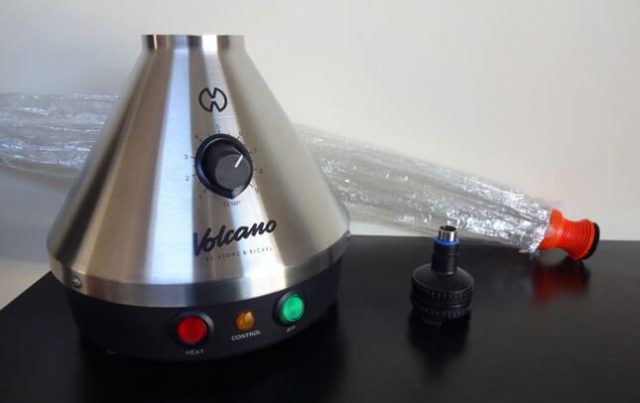 vaporizzare la marijuana
