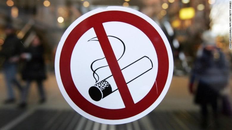 divieto di fumo in finlandia