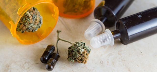 olio di cbd (marijuana)