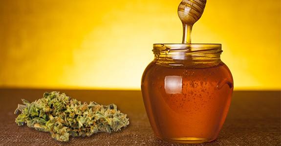 miele alla marijuana