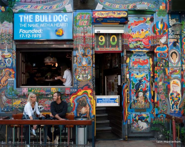 bulldog coffeshop amsterdam