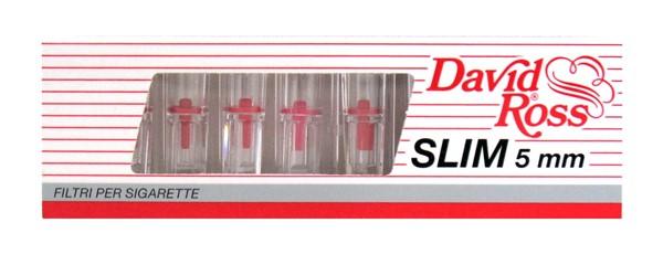 microbocchini per sigarette David Ross