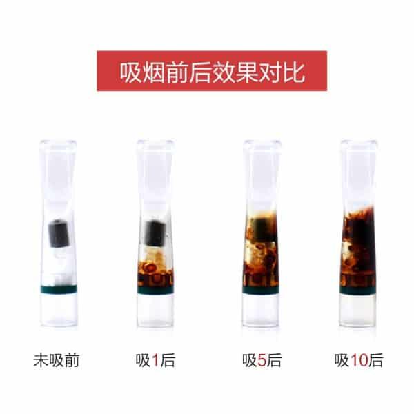 microbocchini per sigarette