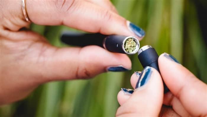 ottimizzare temperature vaporizzazione erba