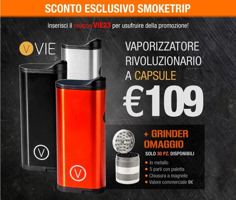 vaporizzatore vie revolution coupon