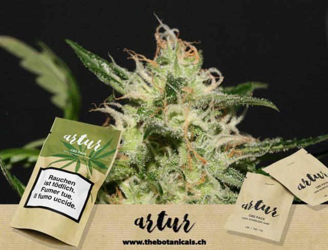 cannabis in vendita alla lidl