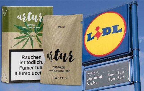 Cannabis Light in vendita alla Lidl: Ecco la nostra recensione